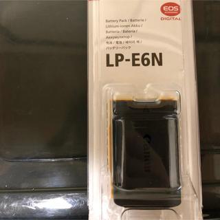 キヤノン(Canon)のLP-E6N 新品(その他)