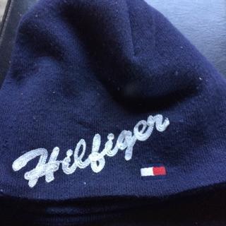 トミーヒルフィガー(TOMMY HILFIGER)のトミーヒルフィガー ニット帽(ニット帽/ビーニー)