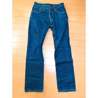 ヌーディジーンズ(Nudie Jeans)の〈春物・美品・格安〉ジーパン ジーンズ ヌーディージーンズ(デニム/ジーンズ)