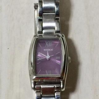 クーカイ(KOOKAI)のパリファッションブランド KOOKAI  クーカイ  レディース 腕時計 (腕時計)