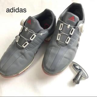 アディダス(adidas)のadidas  ゴルフシューズ TOUR360 EQT Boa(シューズ)