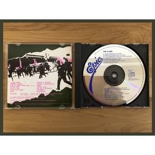 THE CLASH ザ クラッシュ♪白い暴動♪1991年 CDアルバム(ポップス/ロック(洋楽))
