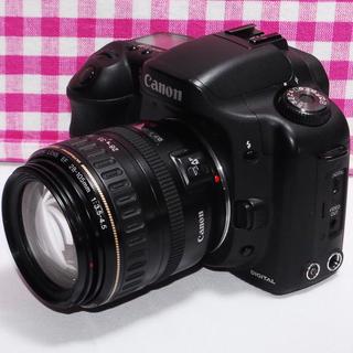 キヤノン(Canon)の❤思い出たくさん❤ Canon EOS 10D レンズキット♪(デジタル一眼)