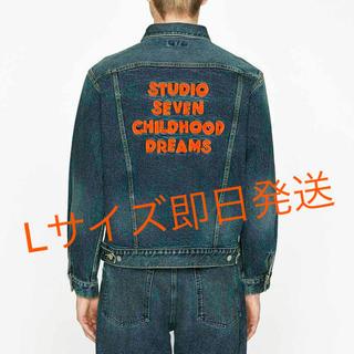 GU - studio seven デニムジャケット Gジャン L 即完売!