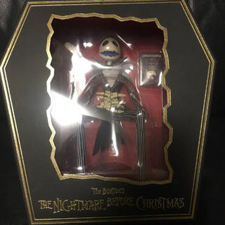 ディズニー(Disney)のナイトメアビフォークリスマス限定生産コレクターズエディション・プレミアムBOX(ぬいぐるみ/人形)