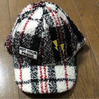 ザラ(ZARA)の【未使用】ZARA帽子(ハット)
