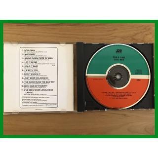 サム&デイヴ♪ソウルメン♪1989年 CDベストアルバム(R&B/ソウル)