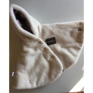 シアンシアン(chien chien)のchien chien リバーシブルポンチョ 新品未使用(ジャケット/コート)
