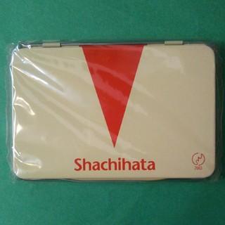 シャチハタ(Shachihata)の定価税込1080円のシャチハタ ゾル スタンプ台 赤(印鑑/スタンプ/朱肉)