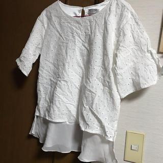 ナイスクラップ(NICE CLAUP)のナイスクラップ ブラウス(シャツ/ブラウス(半袖/袖なし))