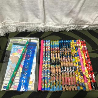 鉛筆20本。オマケ付。(鉛筆)