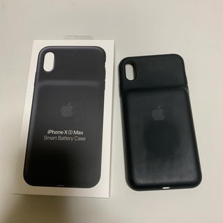 Apple - Apple iPhone XS Max Smart Battery Case