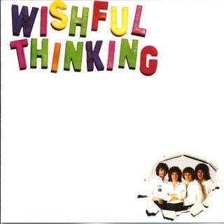送料無料☺WISHFUL THINKING - Wishful Thinking(ポップス/ロック(洋楽))