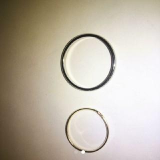 エテ(ete)のピンキーリング(リング(指輪))