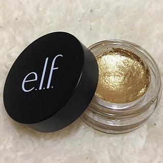 エルフ(elf)のelf ☆クリームアイシャドウ☆ 【GOLD】(アイシャドウ)