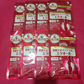 コバヤシセイヤク(小林製薬)の小林製薬 エクオール 30日分 × 8袋(その他)