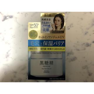 コーセーコスメポート(KOSE COSMEPORT)の黒糖精 プレミアム デイケアジェルUV(オールインワン化粧品)