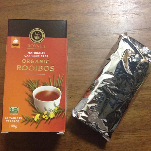 オーガニックルイボスティー 20袋 50g 食品/飲料/酒の飲料(茶)の商品写真