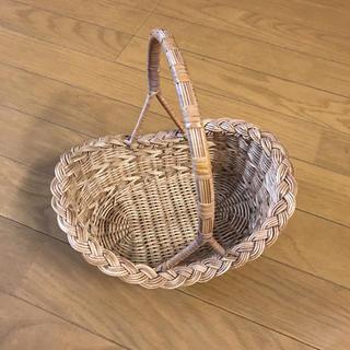 ウニコ(unico)のフルーツバスケット ピクニックバスケット バスケット(バスケット/かご)