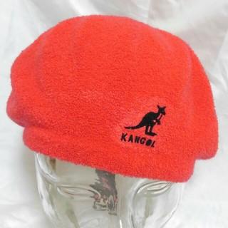 KANGOL - KANGOL カンゴール パイル地 ベレー帽 デッドストック 90s