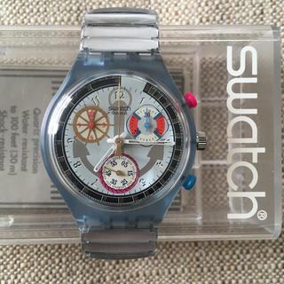 スウォッチ(swatch)のswatch CHRONO(腕時計(アナログ))