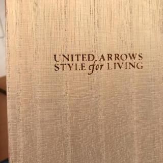 ユナイテッドアローズ(UNITED ARROWS)の新品未使用 ユナイテッドアローズ アロマ 芳香剤(アロマグッズ)
