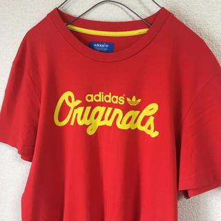 アディダス(adidas)のadidas originals アディダス オリジナルズ Tシャツ(Tシャツ/カットソー(半袖/袖なし))