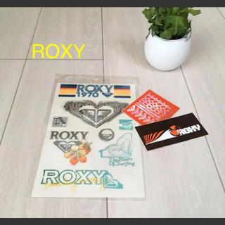 ロキシー(Roxy)の希少!ロキシーステッカー セット(シール)