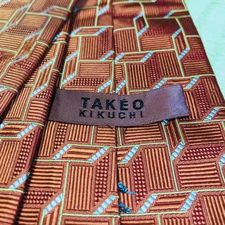 タケオキクチ(TAKEO KIKUCHI)の2本で1点・5点で3点無料! タケオ ネクタイ a(ネクタイ)