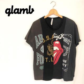 グラム(glamb)のglamb グラム  アギーカットソー aggy Tシャツ(Tシャツ/カットソー(半袖/袖なし))