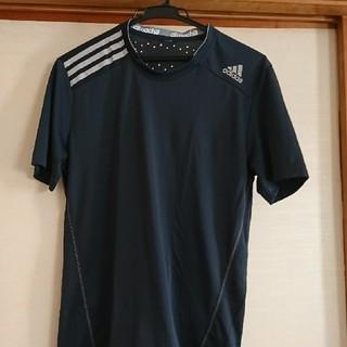 アディダス(adidas)のadidas  MEN'S TシャツLサイズぐらい(シャツ)