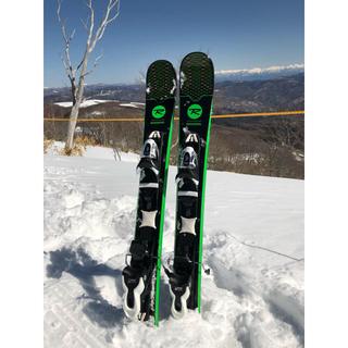 ロシニョール(ROSSIGNOL)の【送料無料】新作 スキー ロシニョール SUPER 99 & 専用ケース(板)