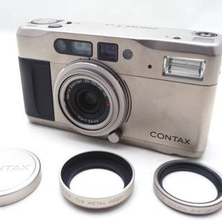 キョウセラ(京セラ)の希少 フード & フィルター★ CONTAX TVS(フィルムカメラ)