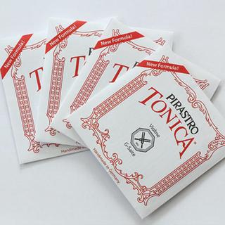 バイオリン弦 PIRASTRO TONICA ピラストロ トニカ(ヴァイオリン)