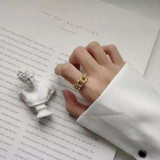 アメリヴィンテージ(Ameri VINTAGE)のデザインリング 残りひとつ(リング(指輪))
