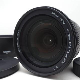 SIGMA - シグマ 17-50mm F2.8 EX DC HSM ペンタックス