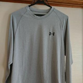 アンダーアーマー(UNDER ARMOUR)のunder armour Tシャツ Lサイズぐらい(Tシャツ/カットソー(半袖/袖なし))