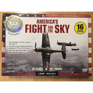 戦闘機DVD【アメリカ・スミソニアン航空宇宙博物館購入】(ミリタリー)