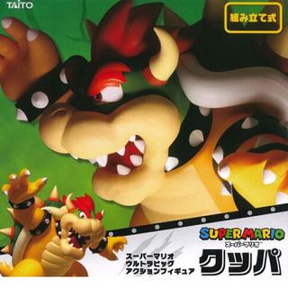 タイトー(TAITO)のクッパ フィギュア(ゲームキャラクター)