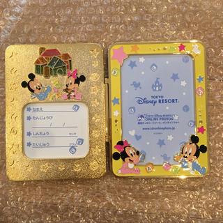ディズニー(Disney)のディズニー ミッキーミニー 写真立て(フォトフレーム)