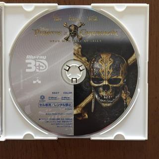 ディズニー(Disney)の3Dブルーレイのみ  パイレーツ・オブ・カリビアン最後の海賊(外国映画)