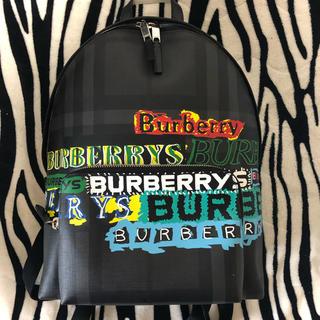 バーバリー(BURBERRY)のBurberry リュック バックパック(バッグパック/リュック)