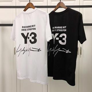 Y-3 - Y3「最新人気Tシャツ」