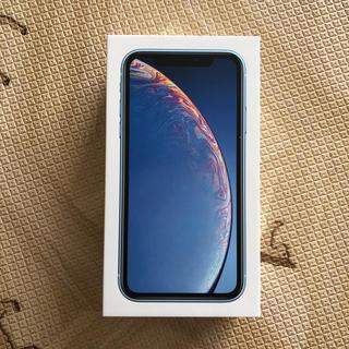 Apple - iphonexr128GCIMブルー