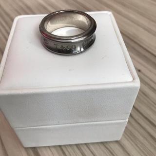 ティファニー(Tiffany & Co.)のティファニー リング メンズ(リング(指輪))