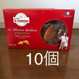 コストコ(コストコ)のピュアバター マドレーヌ 10個 コストコ(菓子/デザート)