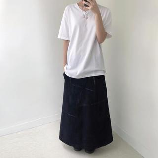 コムデギャルソン(COMME des GARCONS)の★確認ページ★❤️希少品❤️コムデギャルソン スカート S 黒(ロングスカート)
