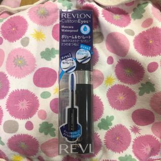 レブロン(REVLON)の未使用 レブロン ウォータープルーフマスカラ  黒(マスカラ)