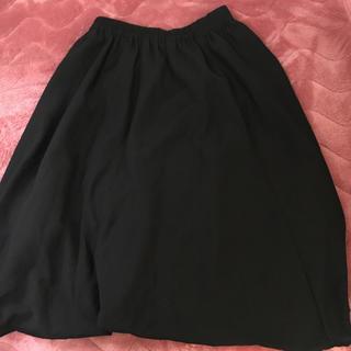 GU - GU 黒スカート