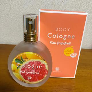 ハウスオブローゼ(HOUSE OF ROSE)のハウスオブローゼ ボディコロン♡ピンクグレープフルーツの香り(香水(女性用))